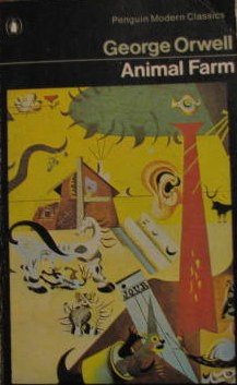 a comparison of animal farm by george orwell and the pilgrims progress by john bunyan Buy the pilgrims progress book online at best prices in india on amazonin read the pilgrims progress book animal farm paperback george john bunyan was.