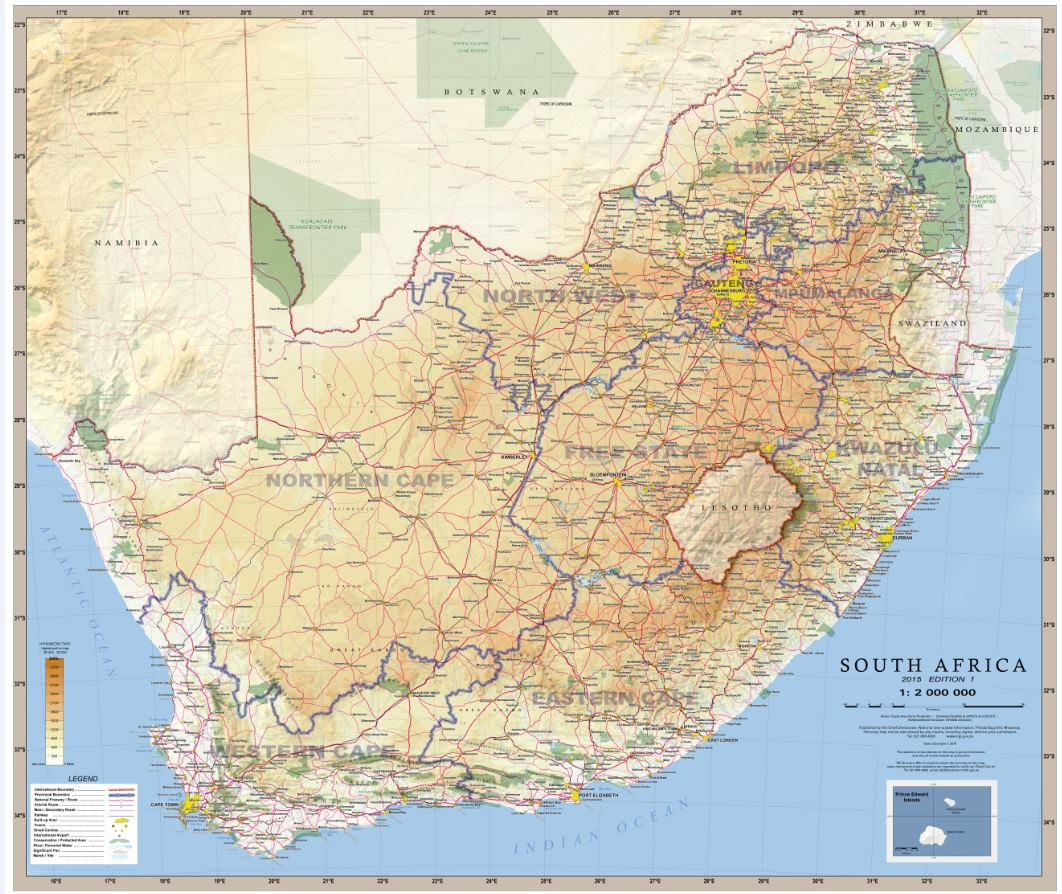 Picture of: Sa Maps And Flags