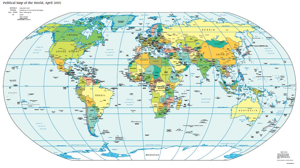 Sa maps and flags countries capital cities and major towns oceans latitude and longitude digital format only dropbox download r 20000 inc vat for the two world maps gumiabroncs Images